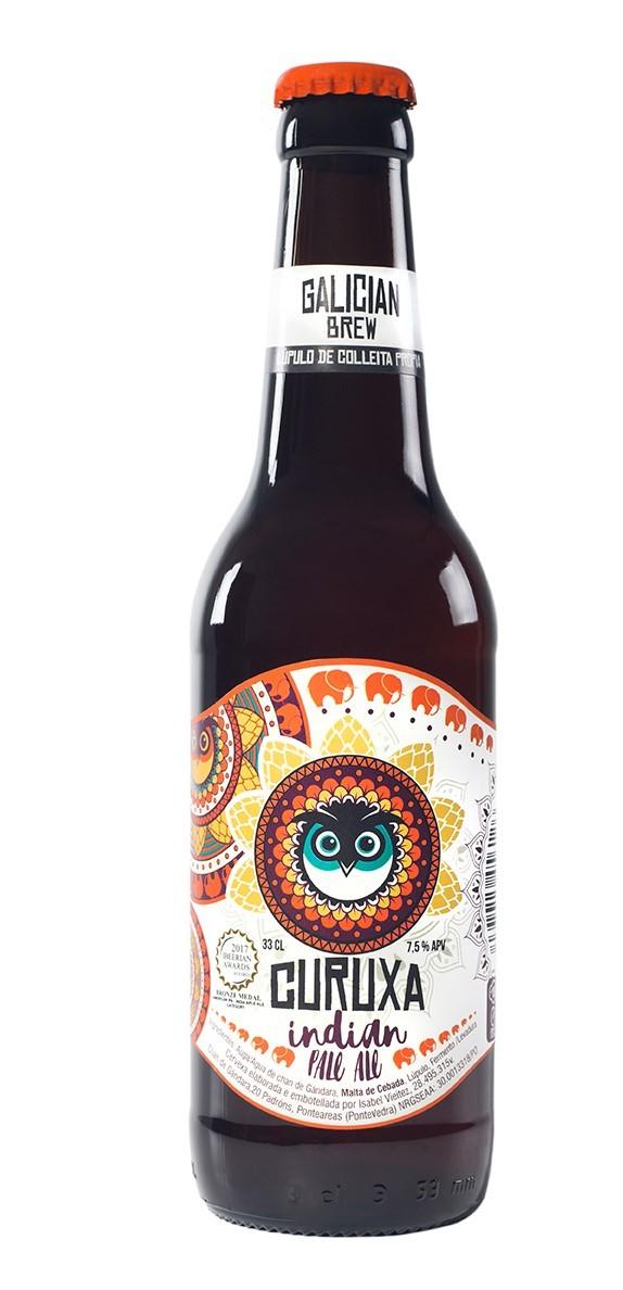 Cerveza Artesanal 'Curuxa IPA'