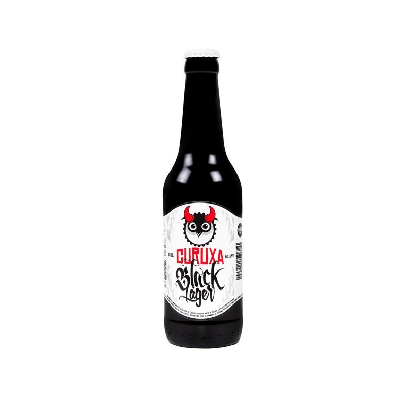 Cerveza Artesanal 'Curuxa Black' Rock Edition!
