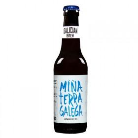Cerveza Artesanal 'Miña Terra Galega'
