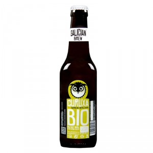 Cerveza Artesanal 'Curuxa Bio'