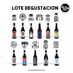 """Pack Cerveza Artesanal """"Pack Degustación"""""""