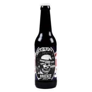 Cerveza Artesanal 'Marcho que teño que marchar' Edición BREXIT